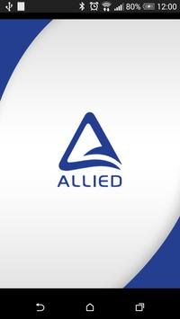 Allied Brand Shop poster