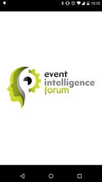 Event Intelligence Forum poster