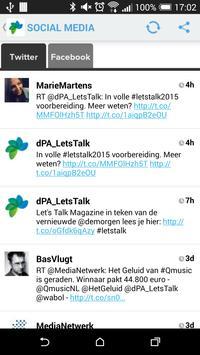 Let's talk 2015 apk screenshot