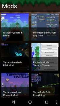 Mods for Terraria - Pro Guide poster