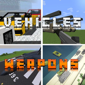 Best Mods for Minecraft PE/PC icon