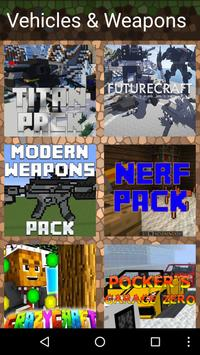 Best Mods for Minecraft PE/PC poster