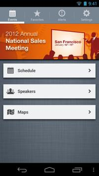 Events by Taptera apk screenshot