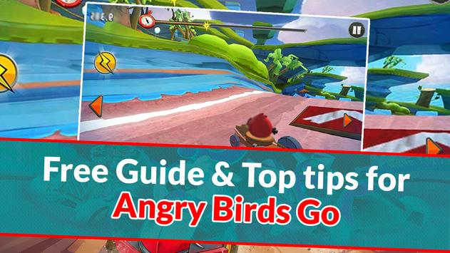 Guide For Angry Birds Go!!! poster