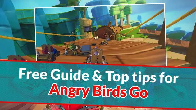 Guide For Angry Birds Go!!! apk screenshot