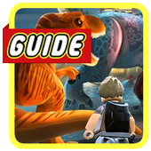 Guide For LEGO Jurassic Worlds icon