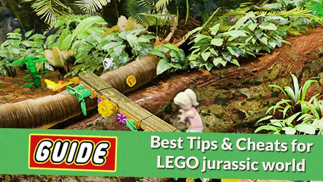 Guide For LEGO Jurassic Worlds poster
