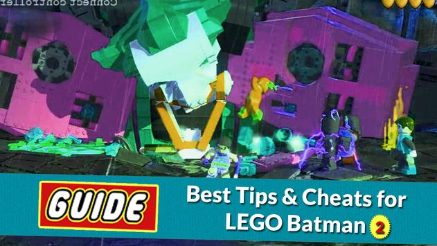 Guide For LEGO BATMAN 2 apk screenshot