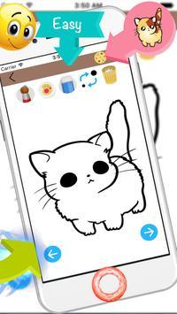 how to draw cat apk screenshot