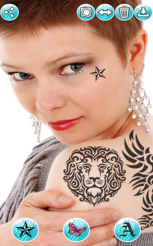Tattoo Maker Photo Editor Apk Download Free Lifestyle