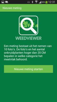 Weedviewer poster