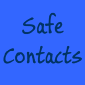 Safe Contacts icon