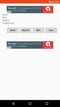Safe Contacts apk screenshot