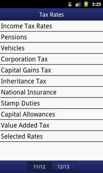 DBS Tax App apk screenshot