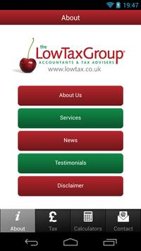 The LowTax Group poster