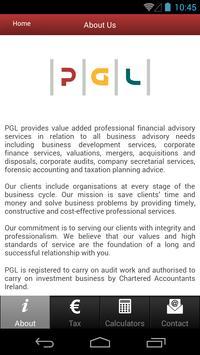 PGL Tax App poster