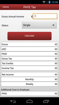 PGL Tax App apk screenshot