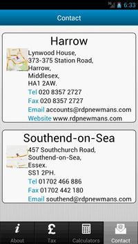 RDP Newmans apk screenshot