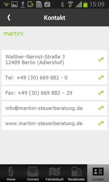 martini Steuerberatung apk screenshot
