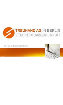 Treuhand AG Steuerberatung poster