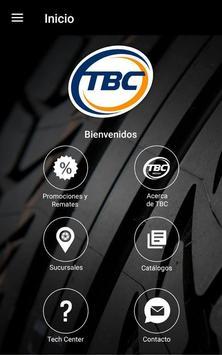 TBC DE MÉXICO poster