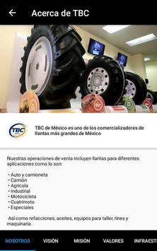 TBC DE MÉXICO apk screenshot