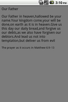 Lets Pray apk screenshot