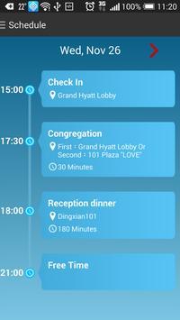 TCG Events apk screenshot