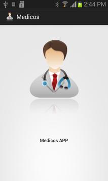 Médicos Bolivia poster