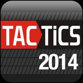 10th Global TACTiCS 2014 icon