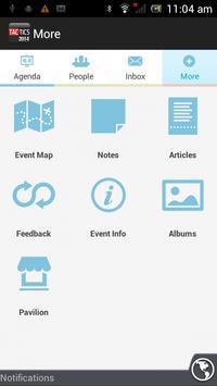 10th Global TACTiCS 2014 apk screenshot