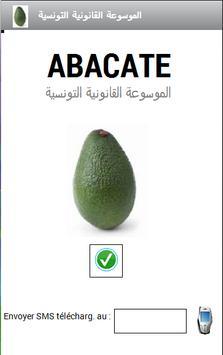 ABACATE encyclopedie juridique apk screenshot