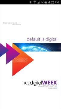 TCS Digital WEEK: Kochi poster