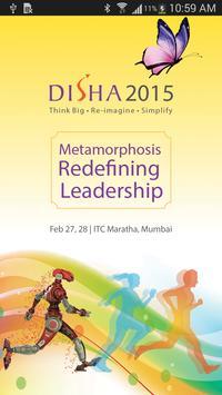 Disha 2015 poster