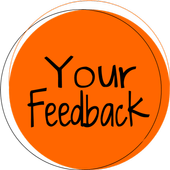 Your Feedback icon