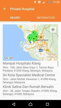My Handy Contacts apk screenshot