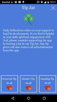 Daily Reflections apk screenshot