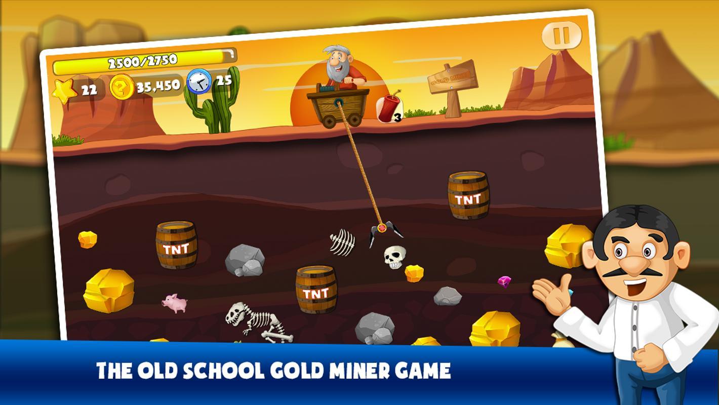 gold miner online game free