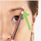 How to Fill in Eyebrows icon