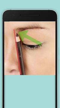 How to Fill in Eyebrows poster