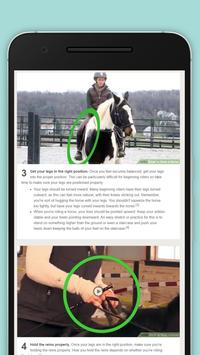 How to Ride a Horse apk screenshot