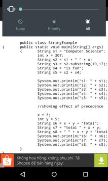 Java Code examples poster
