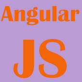Learn AngularJS offline icon