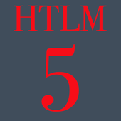 Learn html5 icon