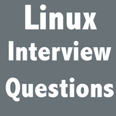 Linux interview questions icon