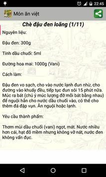 Viet cuisine apk screenshot