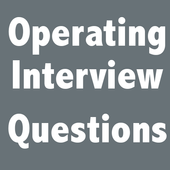 Operating interview questions icon