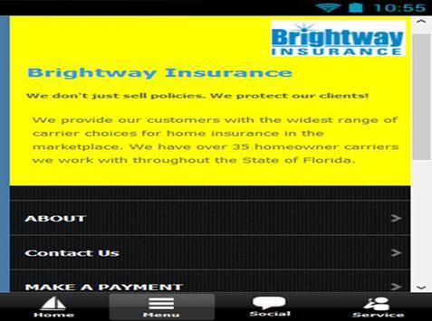 BRIGHTWAY INSURANCE REGENCY apk screenshot