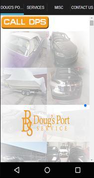 Doug's Port Service poster