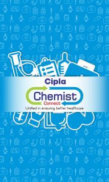 Cipla Chemist Connect poster